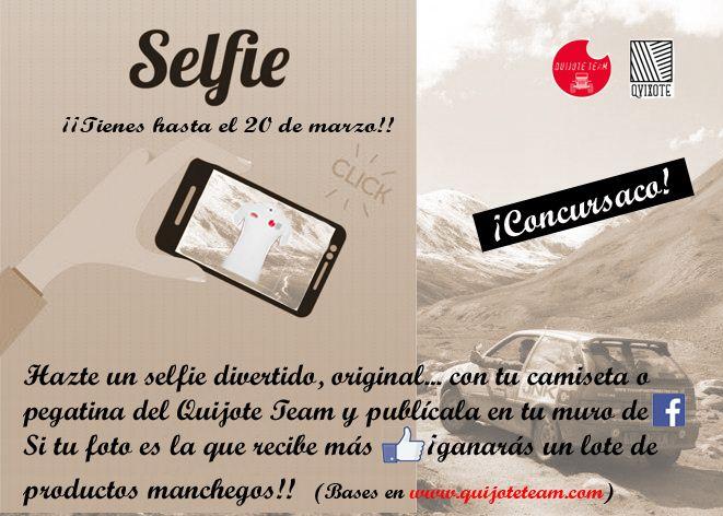 Concurso Selfies Quijote Team v2